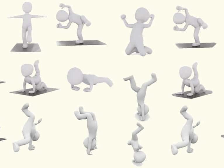 פעילות גופנית לעובדי משרד