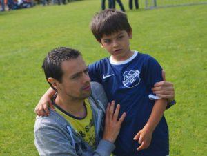 הורים דוחפים להישגים בספורט