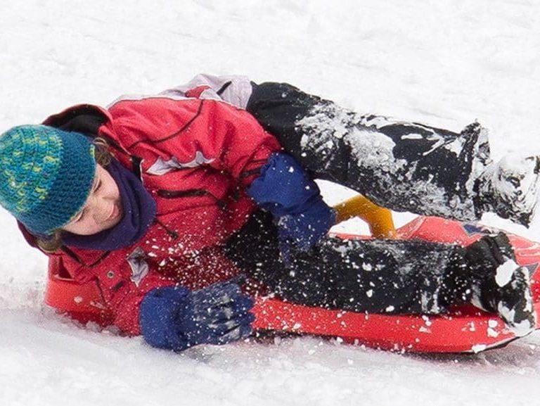 ילדים עם כאבים בגב התחתון