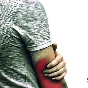 כאבים בגפה העליונה ותסמינים נלווים