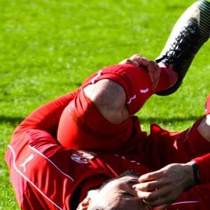 סקר בנושא פציעות ספורט