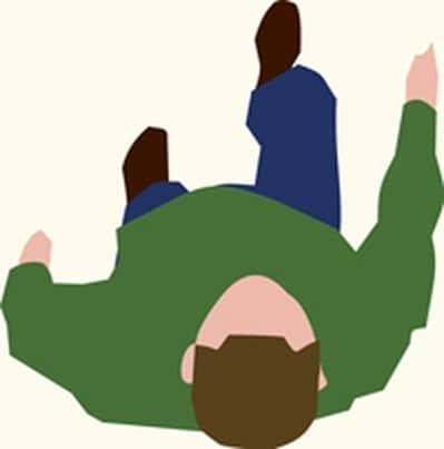 הגב התחתון כואב צאו להליכה