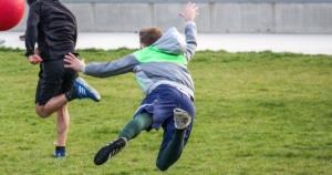 סקר: פציעות ספורט