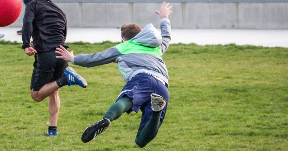 סקר פציעות ספורט