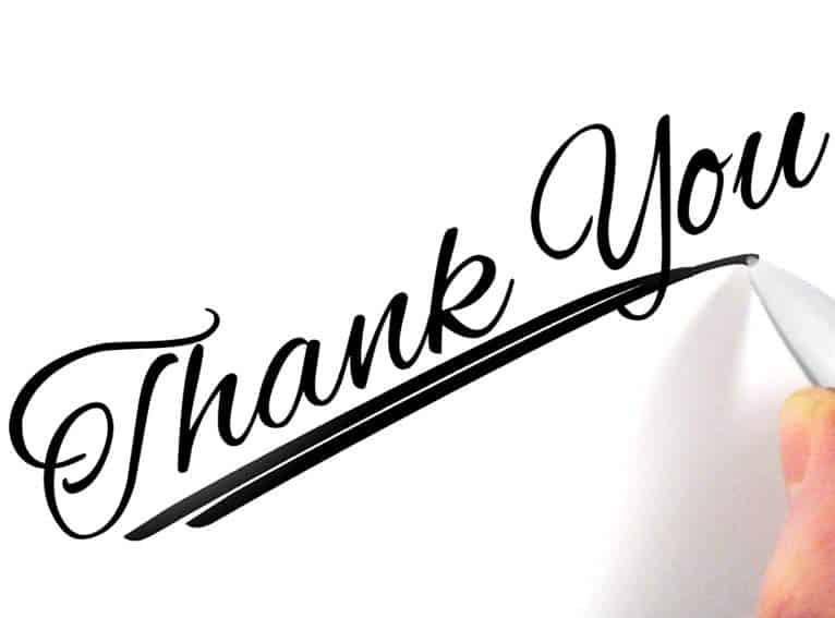 כאבים בגב ולאורך הרגל - מכתב תודה
