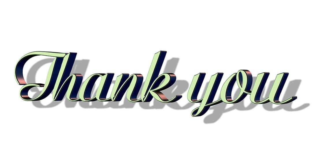 מכתב תודה על טיפול בכאבים בגב התחתון