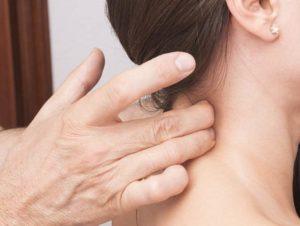 דלקת בצוואר מה גורם לה