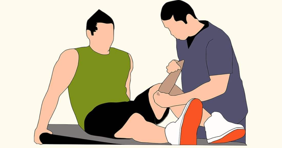 פציעות ספורט עזרה ראשונה