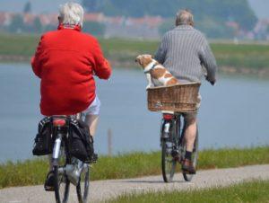 כושר גופני טוב לאחר גיל 50