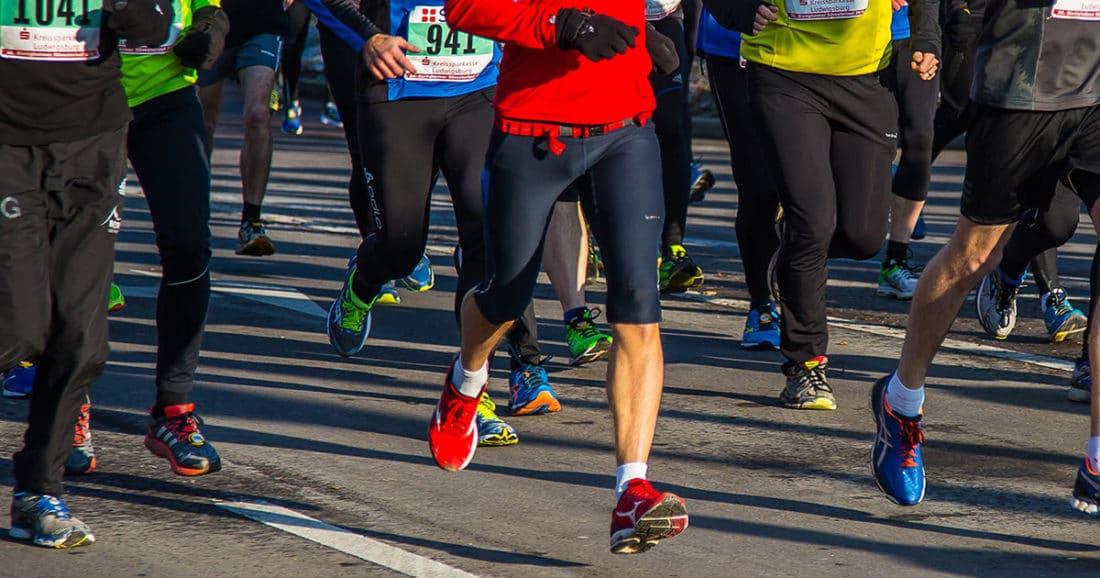 ריצה לא נכונה גורמת לפציעות וכאבים