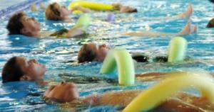 אימונים בבריכה לשיפור היציבות