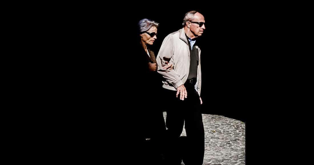 כאבי ברכיים משפיעים על בן הזוג