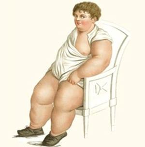 השמנה משמעותה פחות שנים לחיות