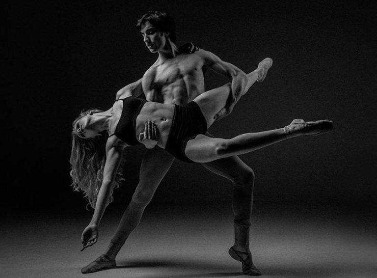 כאבים בכף הרגל בקרב רקדנים