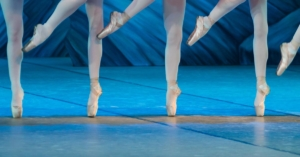 כאבים בקרסול בקרב רקדנים