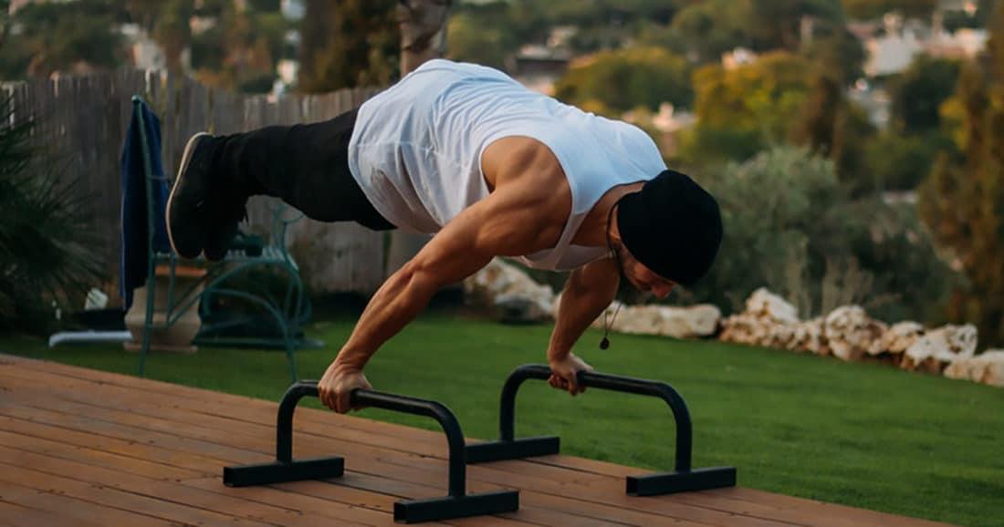 להרזות בלי לפגוע במסת השריר