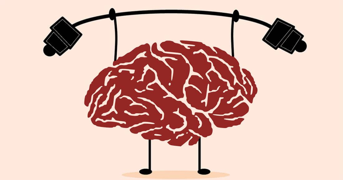פעילות גופנית מחזקת גם את המוח