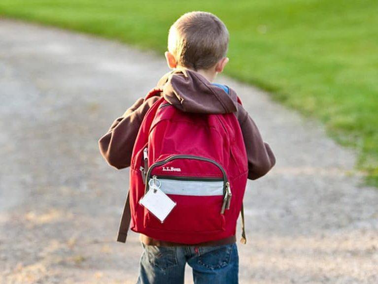 ילקוט מתאים לילד ימנע כאבי גב