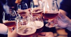 אלכוהול לפני שינה מפריע לישון