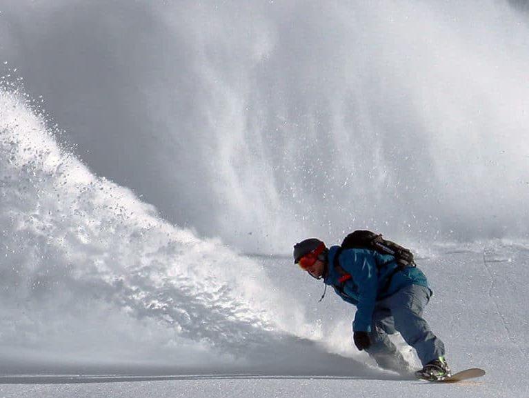 פציעות סקי וסנובורד