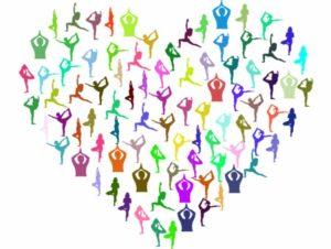 יוגה יכולה לתרום לבריאות הלב