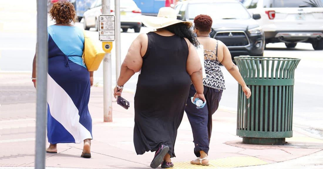 כאשר האימא שמנה גם הילד שמן