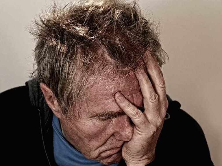 כאב ראש סחרחורת וורטיגו
