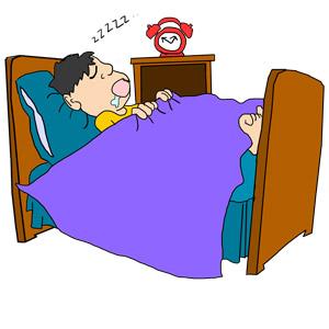 שינה ארוכה מידי או קצרה מידי