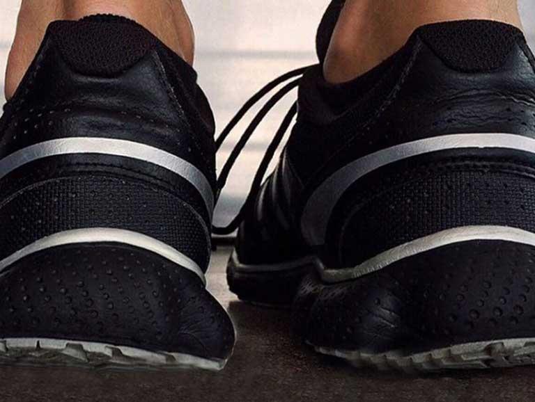 נעלי ריצה עלולות להזיק