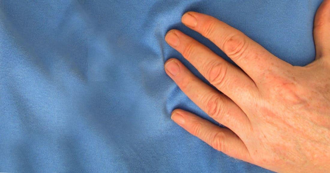כאב בחזה לרוב חסר משמעות