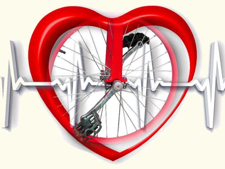 לדווש ללב בריא יותר