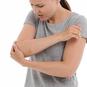כאבים במרפק גורמים