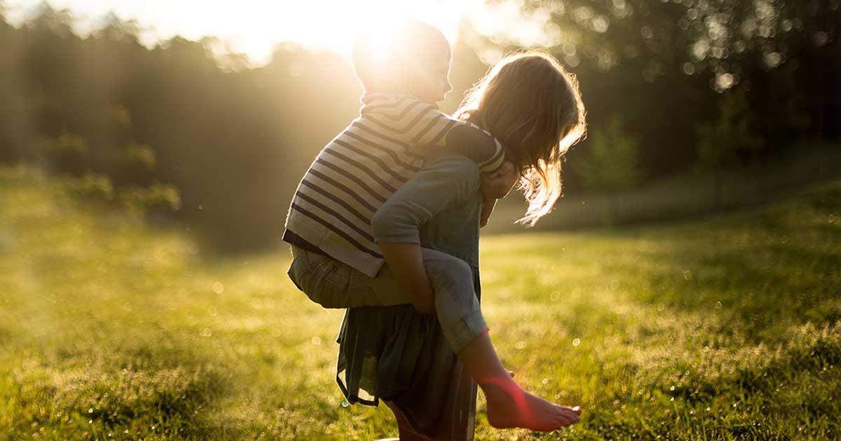 כאבי גב תחתון בקרב ילדים