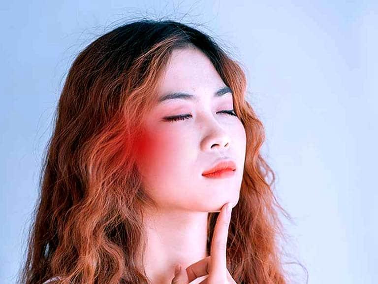 כאב ראש לסתי אבחון וטיפול