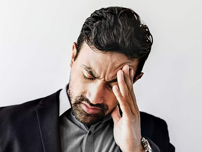 כאב ראש לסתי