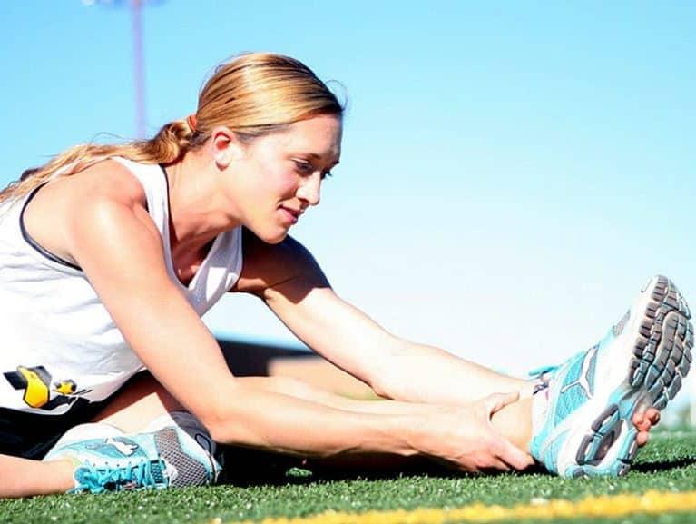 טיפול בפציעה של שריר הירך האחורי