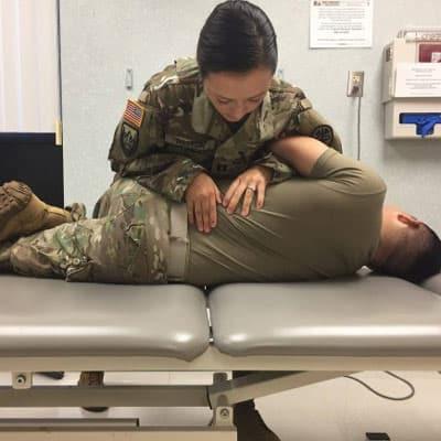 כירופרקט לכאבי גב תחתון