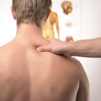 אבחון בלט דיסק צווארי