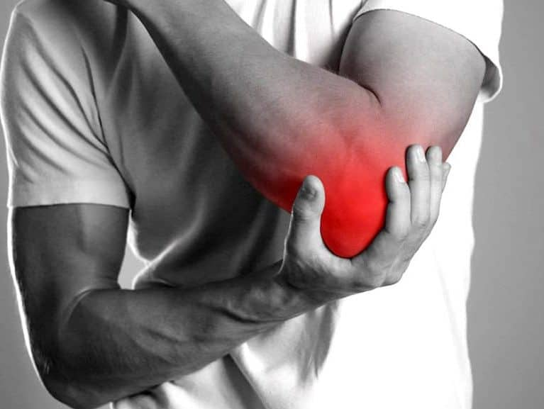 כאבים במרפק