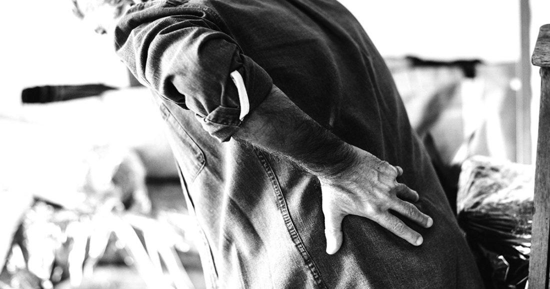 גורמי הסיכון לכאבי גב