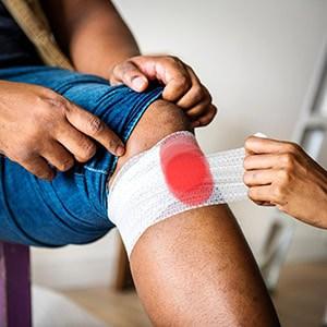 כאב ברגל טיפול ושיקום