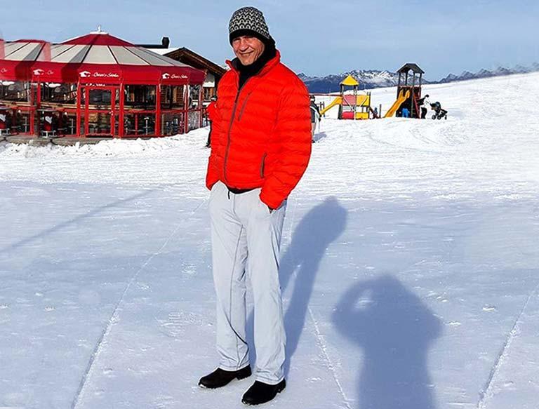מה כואב לכם - גיליון הסקי השנתי