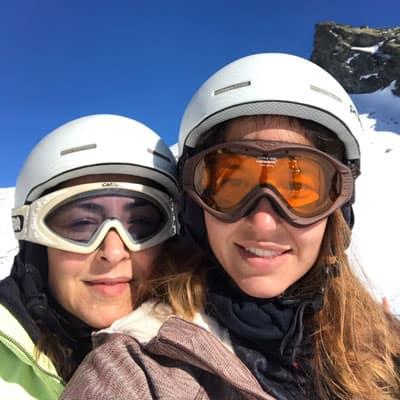 מניעת פציעות סקי