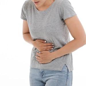 מתיחה של שריר בבטן