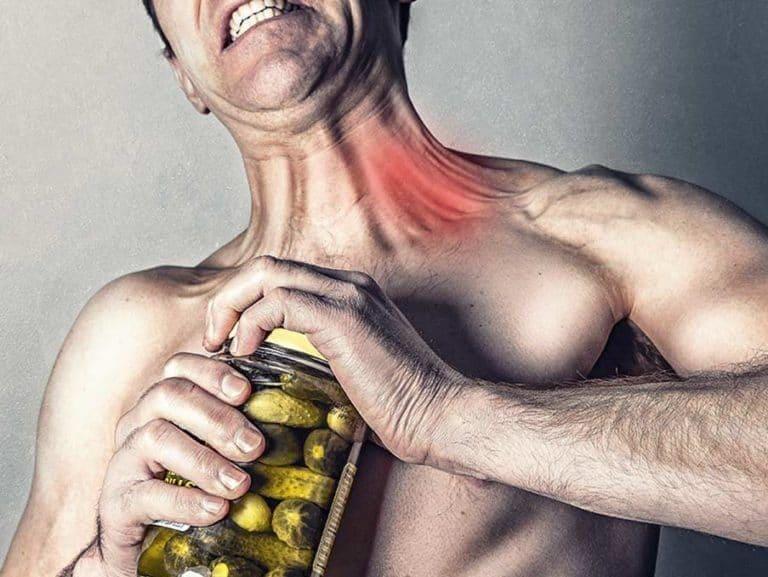 פציעות בגלל איזון שרירים לקוי