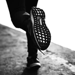 כאבי ריצה בכפות הרגליים
