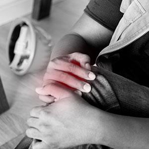 פציעות שכיחות בברך