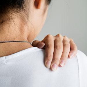 פציעות שכיחות בגב העליון