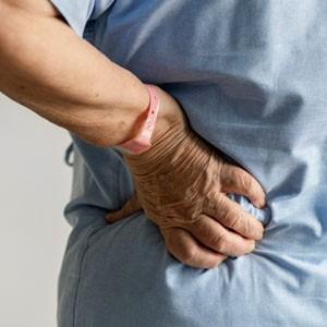 פציעות שכיחות בגב התחתון