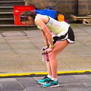 נוגדי דלקת לפני מרתון